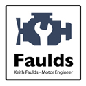 Keith Faulds Motor Engineer