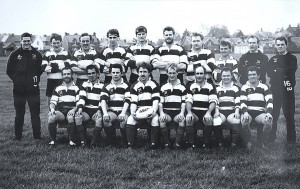 Did you spot the young Eck Sloan on the left?