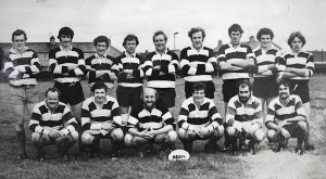 Dumfries 1st XV - in the late 60s perhaps - but can you put a date on it?