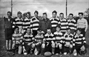 Dumfries Rugby Club 1st XV - 1950/51