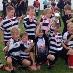 P4 Saints  - Ayr winners 28.9.14