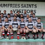 Saints 2nd XV