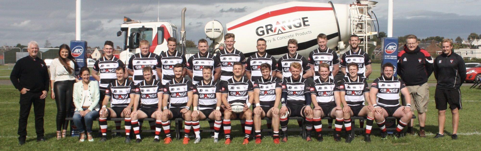 Dumfries Saints Rugby Club
